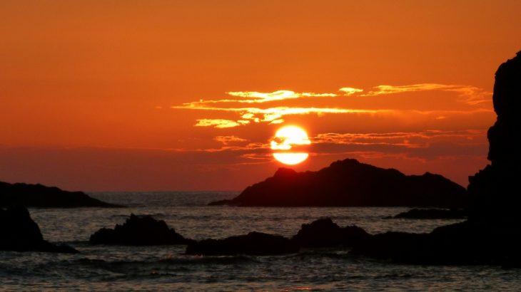 天草夕陽の日にあわせて天草西海岸天草夕陽フェスタ
