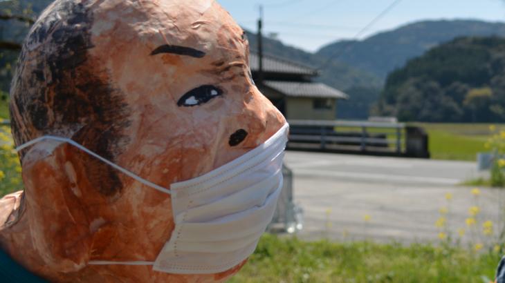 新型コロナ感染防止に努める注意喚起|天草市長など